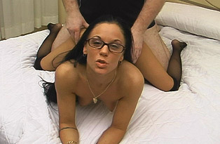 Glasses-Covered-With-Cum